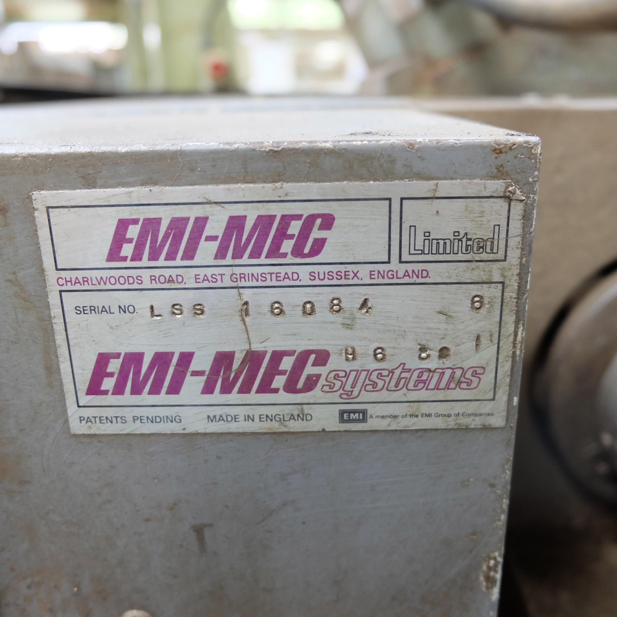 Emi-Mec Auto Sprint 'S' Plugboard Capstan Lathe. - Image 2 of 11