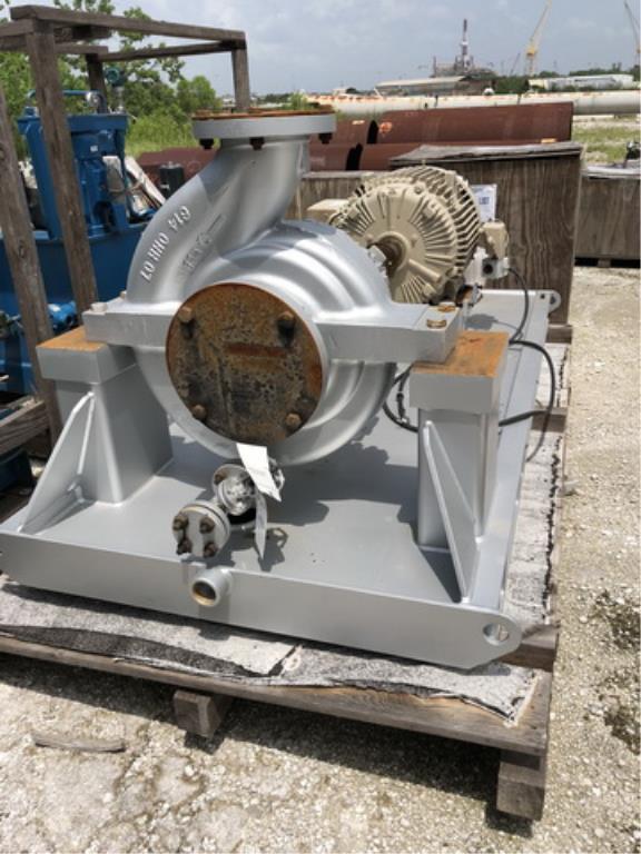 Lot 118 - Process Pumps