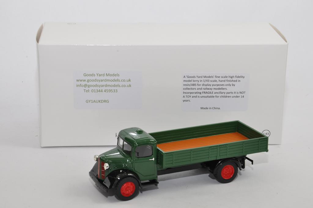 Scarce 1/43 Goods Yard Model Truck  As New