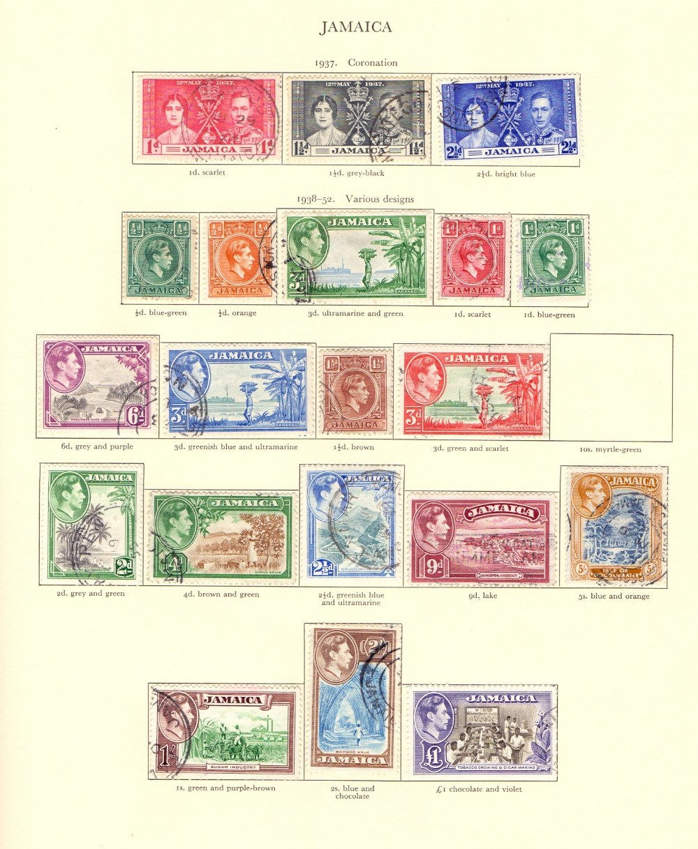 Lot 1 - STAMPS : BRITISH COMMONWEALTH, a good,