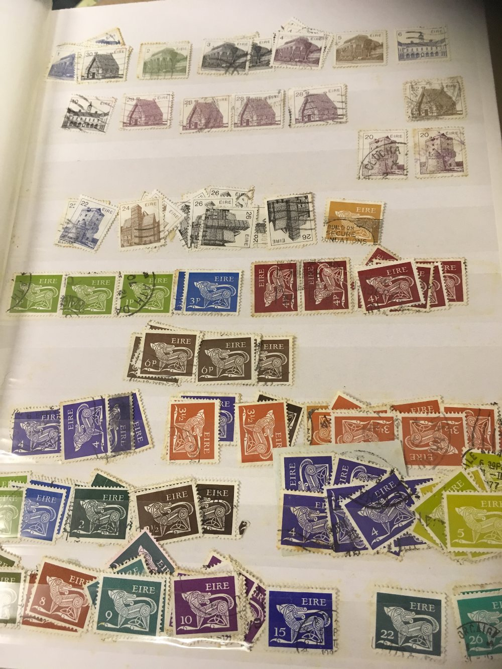 Lot 49 - STAMPS : Mixed box of albums and stock books including Channel Islands covers,