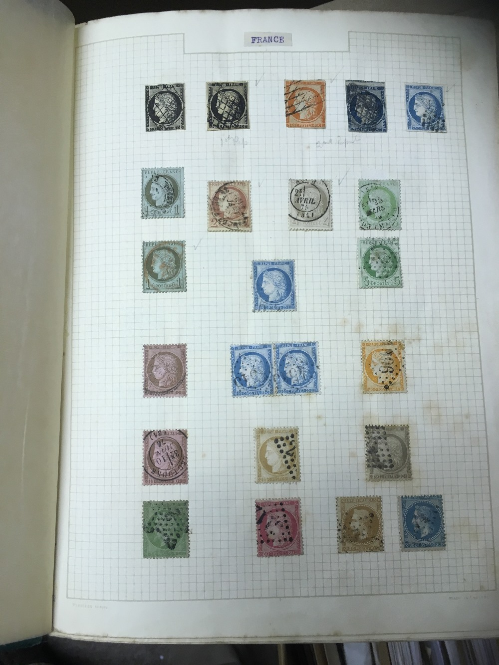 Lot 35 - STAMPS : WORLD,