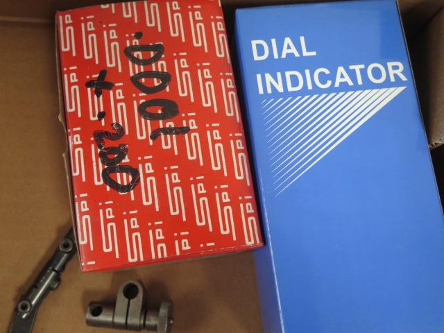 Lot 52 - Dial Test and Dial Drop Indicators