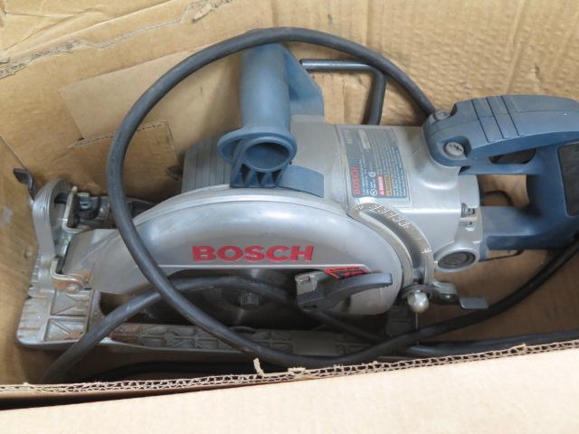 Lot 22 - Bosch Circular Saw