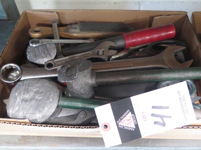 Lot 41 - Hand Tools
