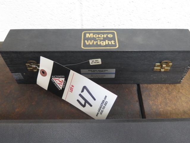 "Lot 47 - Moore & Wright 12"" Master Level"