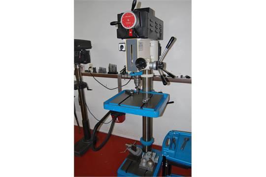 TURN-PRO 126-2655 FLOOR STANDING MILLING & DRILLING MACHINE