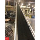 500'+ Automation Power Belt & Roller Case Conveyor; 500'+ with Incline, Decline, 90° Turns & Drives