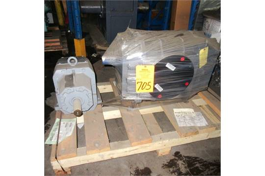 Commercial Rotary Blower : Roots model ram v rotary lobe blower with gear drive