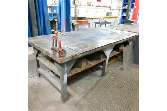 Excellent Assorted Tables 1 70 X 30 X 1 4 Steel Top Welding Machost Co Dining Chair Design Ideas Machostcouk