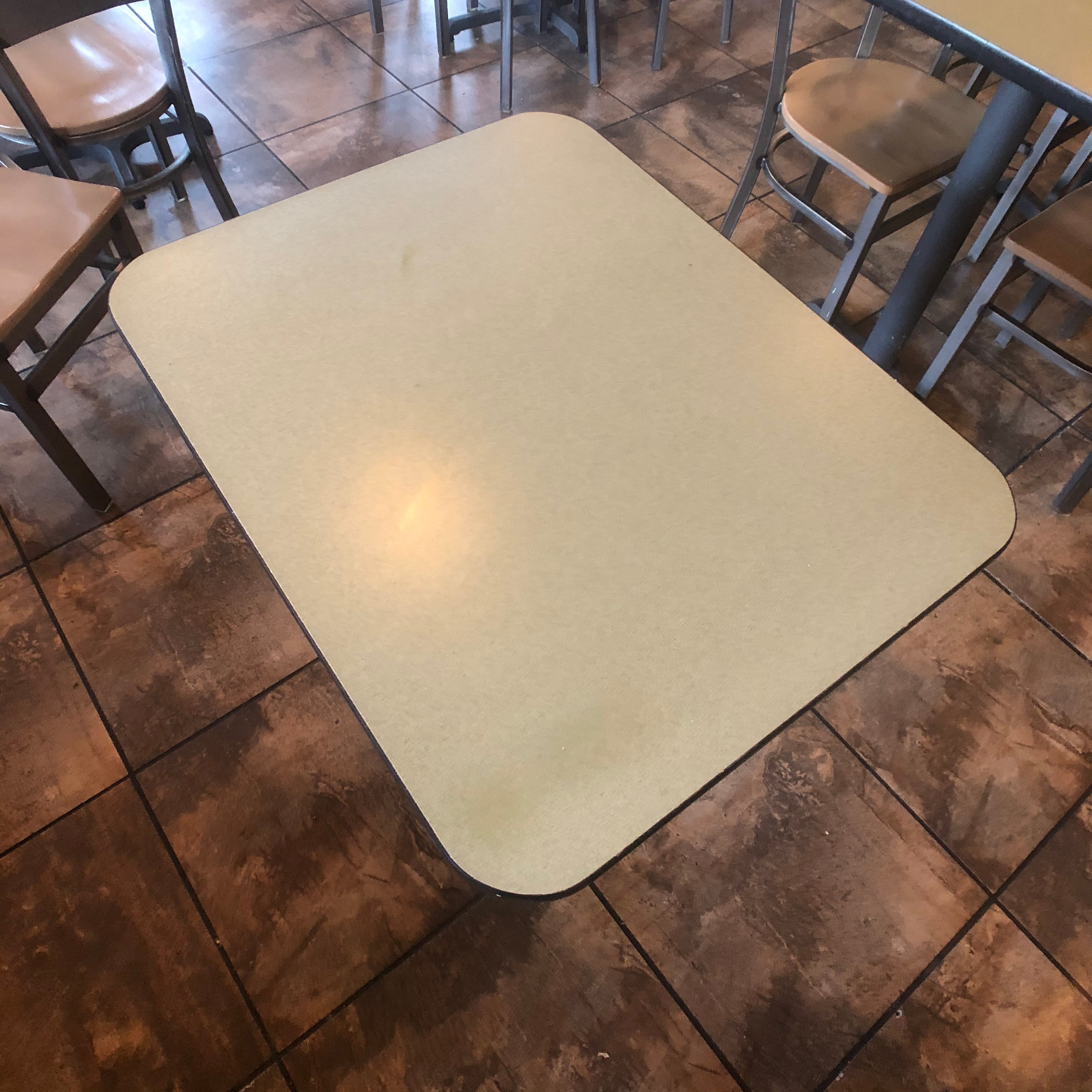 "(10) 2-Person Tables with (20) Walsh Simmons Seating Chairs, Approx. 2'6"" L x 24"" W - Image 2 of 5"