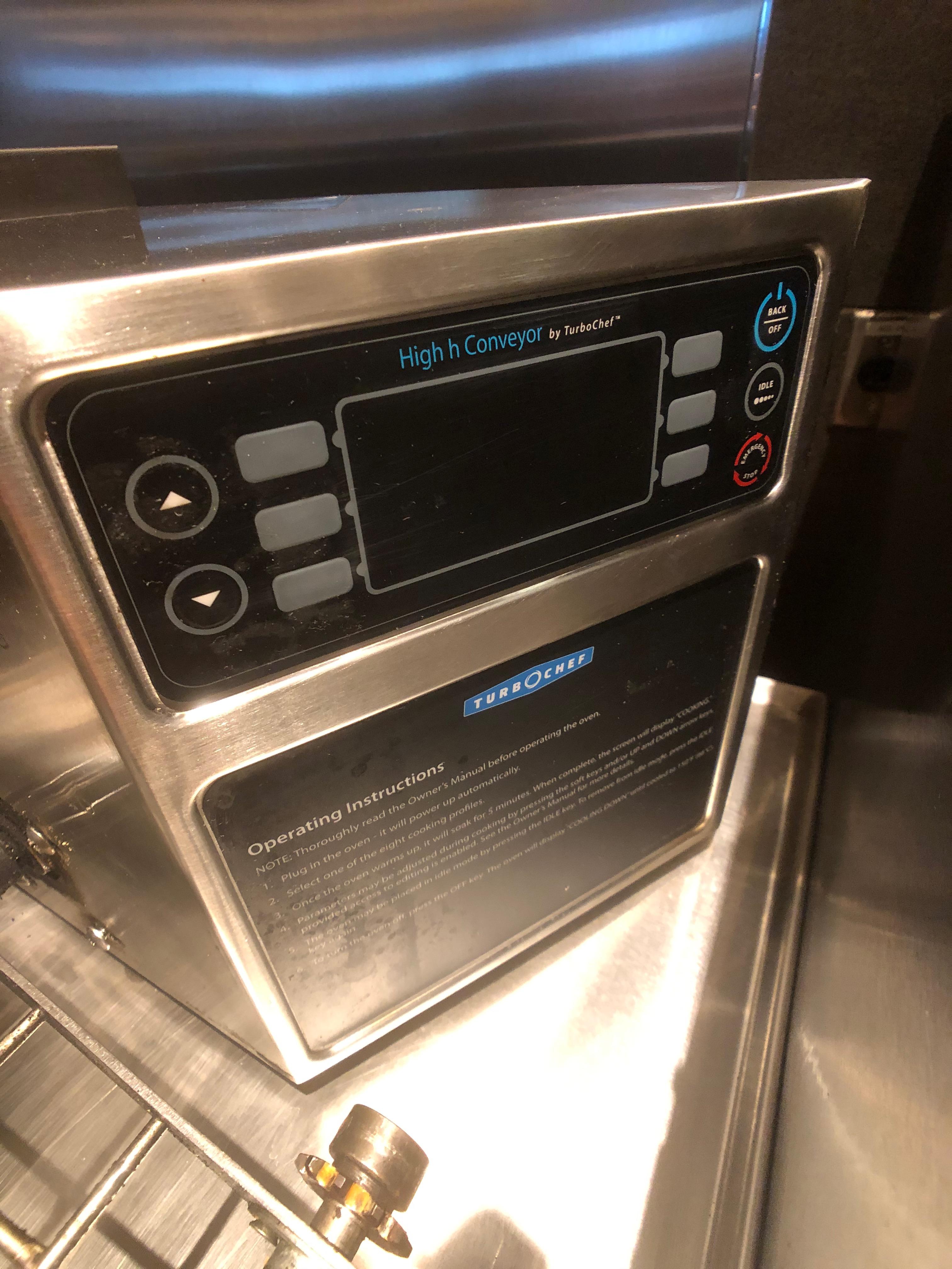 TurboChef Conveyor Oven, Model HHC2020, S/N HHC2020ED06665 - Image 5 of 7