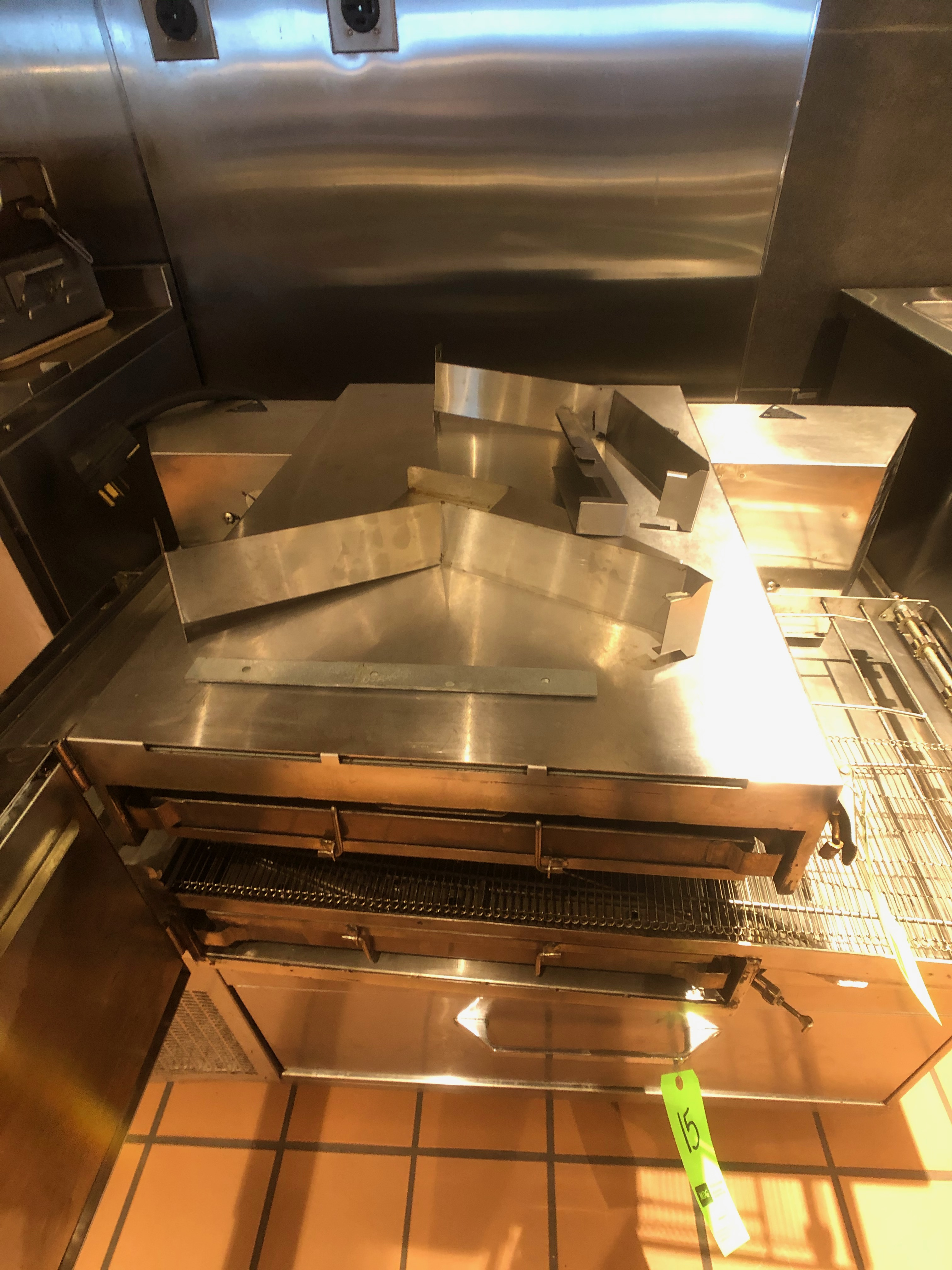 TurboChef Conveyor Oven, Model HHC2020, S/N HHC2020ED06665 - Image 6 of 7