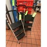 (3) Gorilla Ladders Three Step Ladder