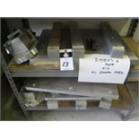 (5) Top Plates and Risers for Doosan Machines