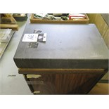 """12"""" x 18"""" x 3"""" Granite Surface Plate  w/ Table"""
