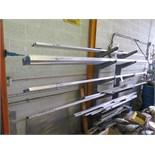 Aluminum on Rack