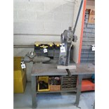 Dake 1 1/2B Arbor Press w/ Steel Table