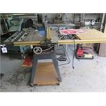 Craftsman 3Hp Tilting Arbor Table Saw