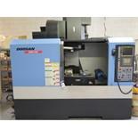 2009 Doosan DNM400 CNC Vertical Machining Center s/n DNM4000084 w/ Doosan-Fanuc i-Series Controls,