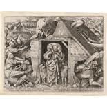 Bruegel d. Ä., Pieter - nach: Die Parabel auf den guten Hirten
