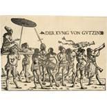 Burgkmair d. Ä., Hans: Die Ureinwohner Afrikas und Indiens