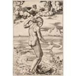 Dente, Marco: Die schaumgeborene Venus