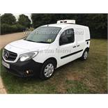 MERCEDES CITAN 109 CDI *FRIDGE VAN* GAH UNIT (2013 13 REG) **SAVE 20% NO VAT**