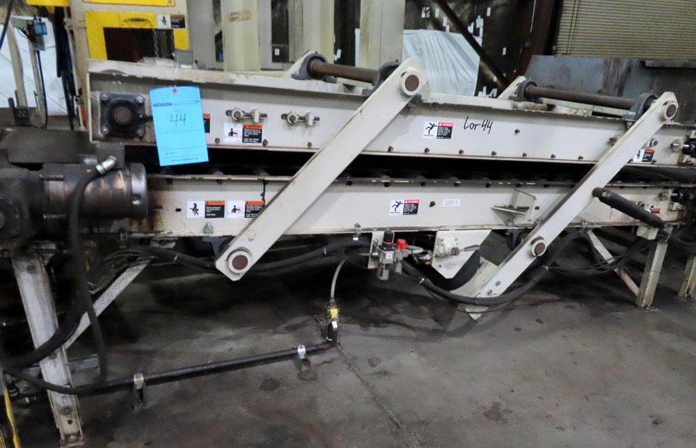 Hamer Bag Flatening Conveyor