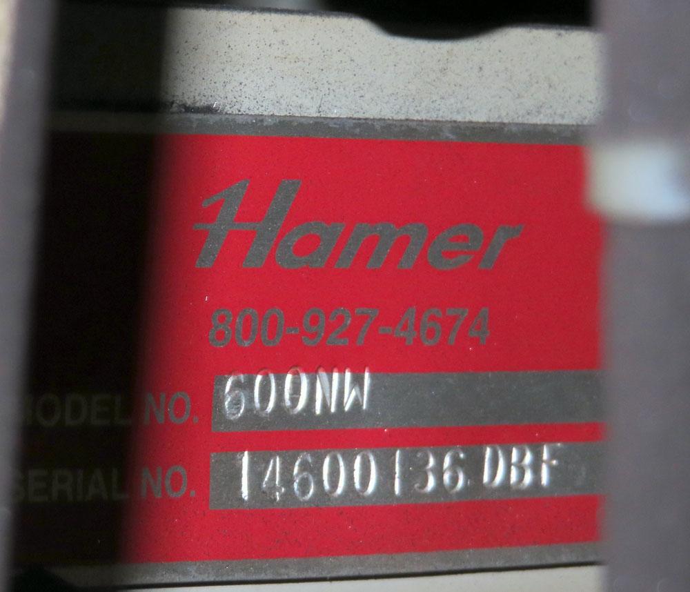 Hamer Model 2090 Form Fill & Seal Machine - Image 11 of 24
