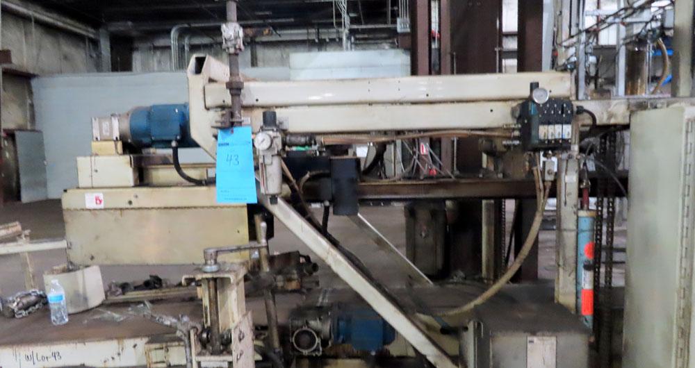 Hamer Model 2090 Form Fill & Seal Machine - Image 17 of 24