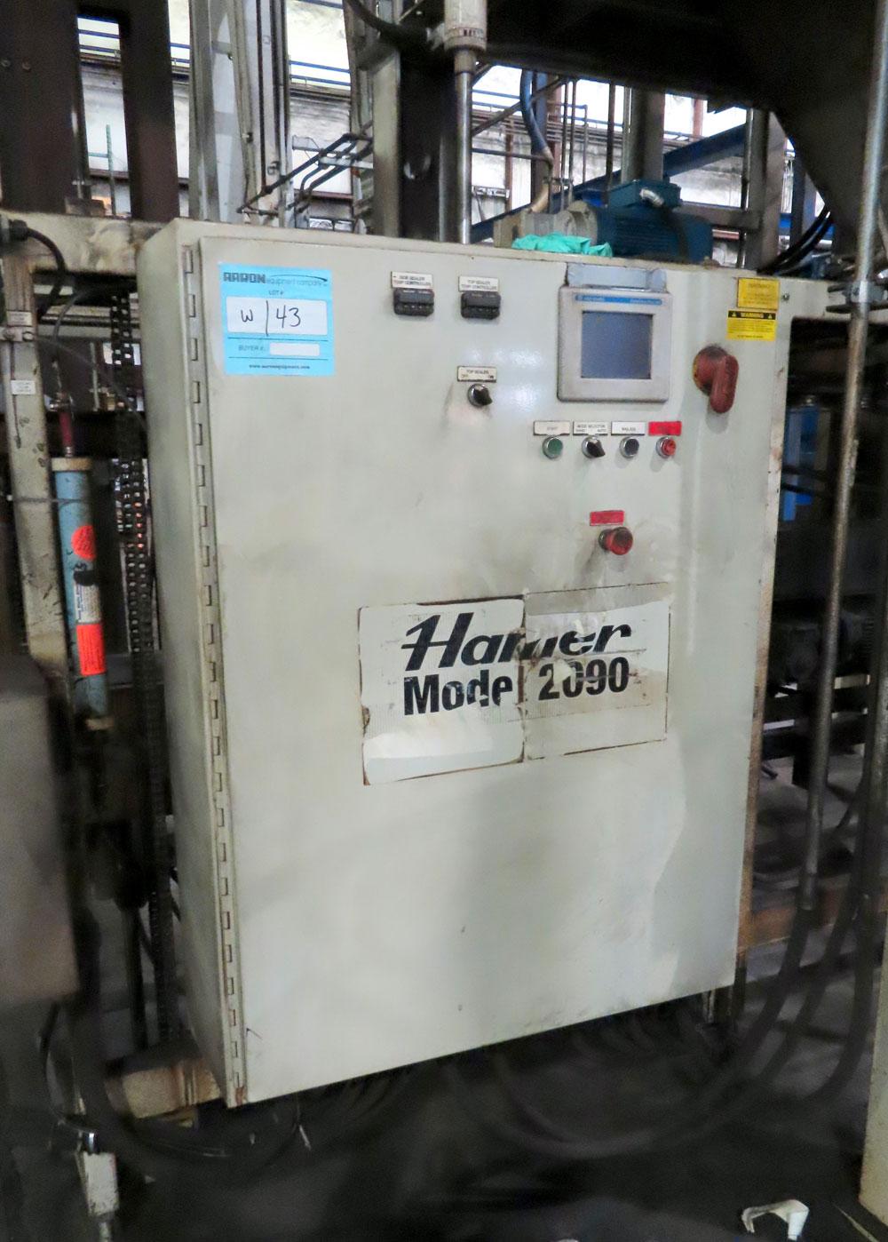 Hamer Model 2090 Form Fill & Seal Machine - Image 20 of 24