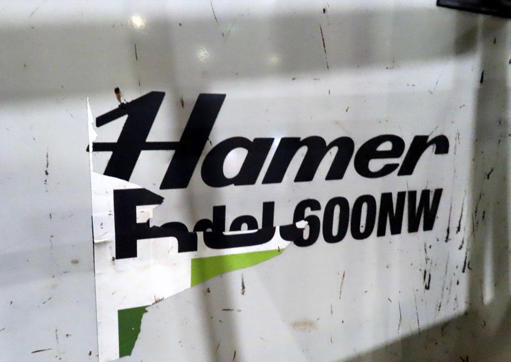 Hamer Model 2090 Form Fill & Seal Machine - Image 10 of 24