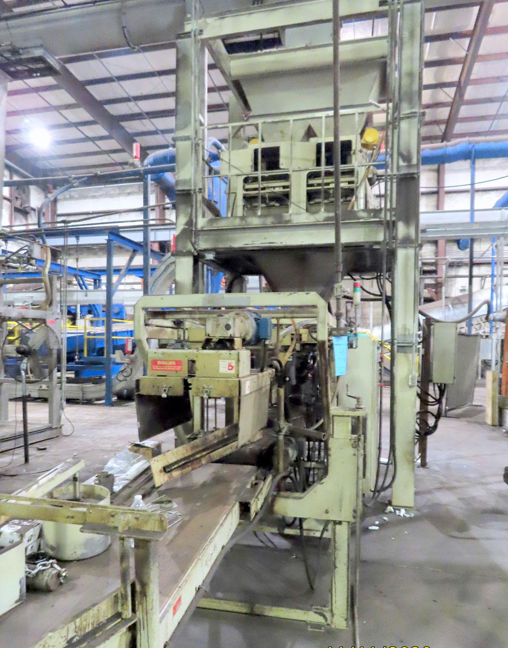 Hamer Model 2090 Form Fill & Seal Machine - Image 2 of 24