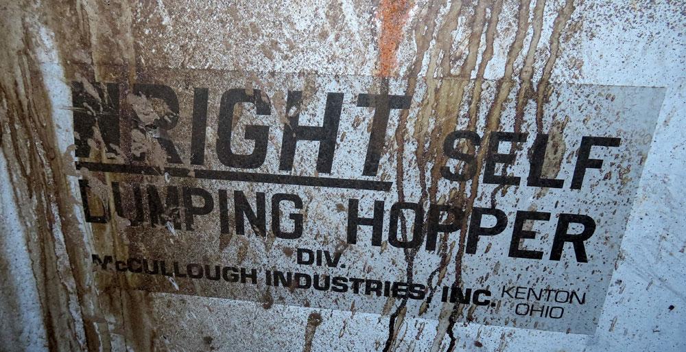 Self Dumping Hopper - Image 5 of 5
