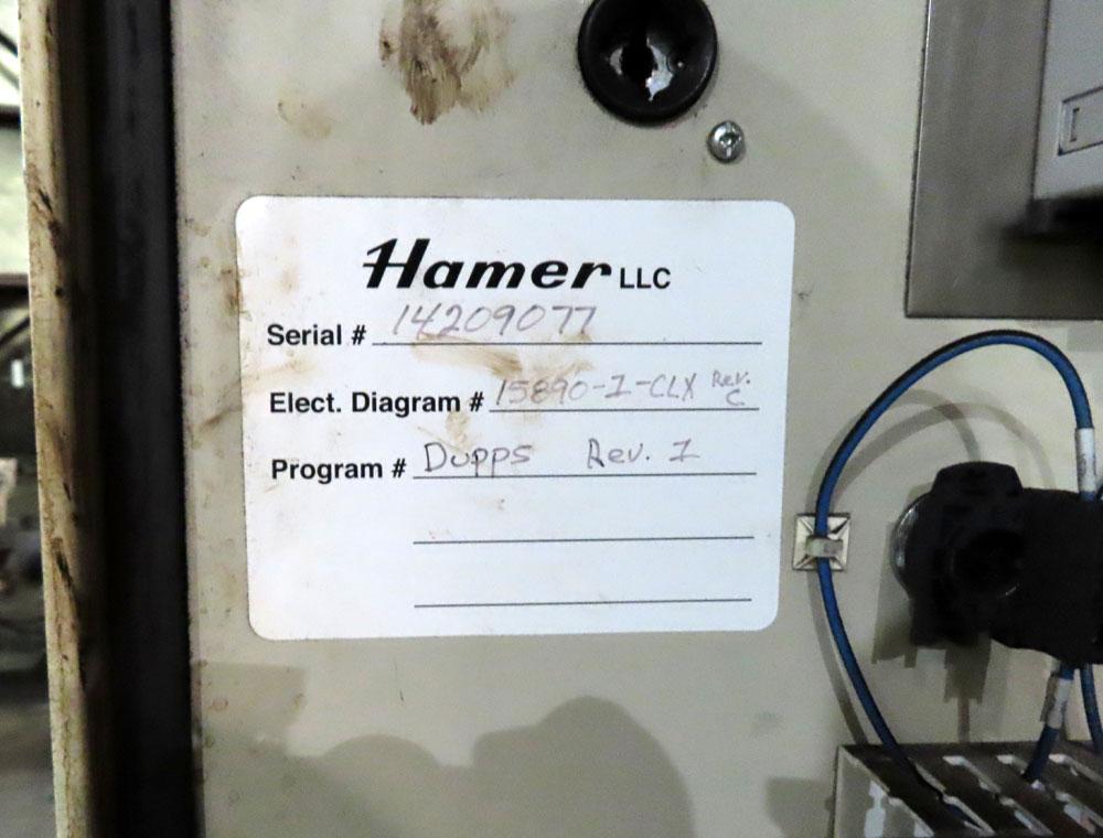 Hamer Model 2090 Form Fill & Seal Machine - Image 23 of 24