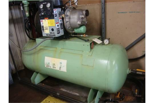 rotary screw air compressor sullair mdl es6 10ac new 2013 36 cfm rh bidspotter com Sullair Sec35e7.5 Manual PDF Sullair Sec35e7.5 Manual PDF