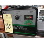 FASH CHARGE BATTERY CHARGER, SCHUMMACHER, 12 v.