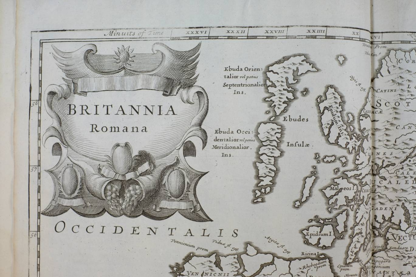 Lot 60 - Camden (William). Camden's Britannia, newly translated into English with large additions and