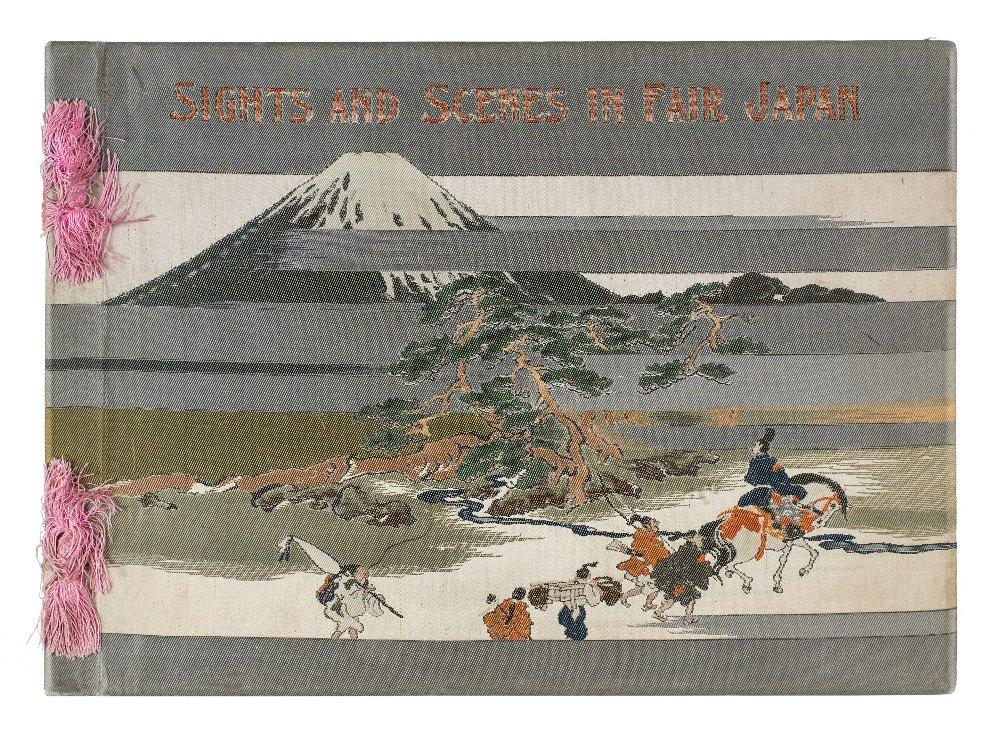 Lot 39 - Ogawa (Kazumasa). Sights and Scenes in Fair Japan, Tokyo, Imperial Government Railways, circa