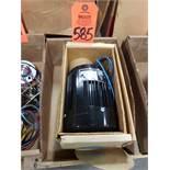 1/6hp Bodine electric motors model 42R5BFSI. 115v single phase. New in box.
