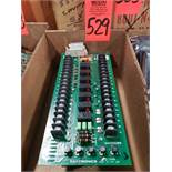 Saftronics control board model AA1200MB.