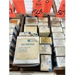 Qty 11 - Assorted GE electric components. New in box. (one out of box)