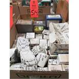 Qty 40 - Assorted boxes of new hardware, high grade, nuts, bolts, washers, etc. New in box.