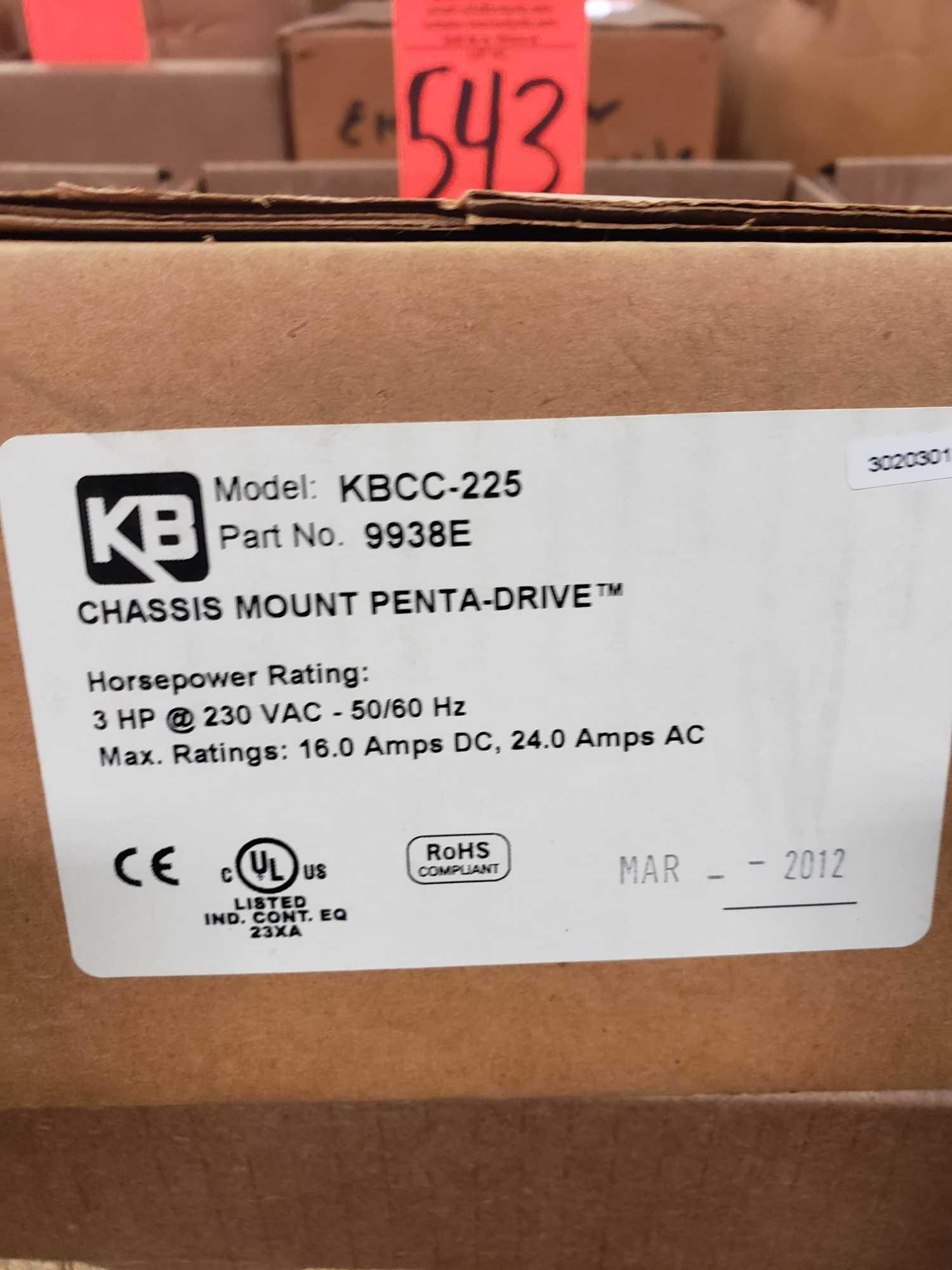 KB Penta-drive model KBCC-225. New in sealed box. - Image 2 of 2