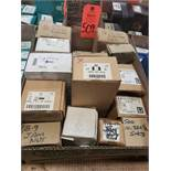 Qty 17 - Assorted boxes of new hardware, high grade, nuts, bolts, washers, etc. New in box.