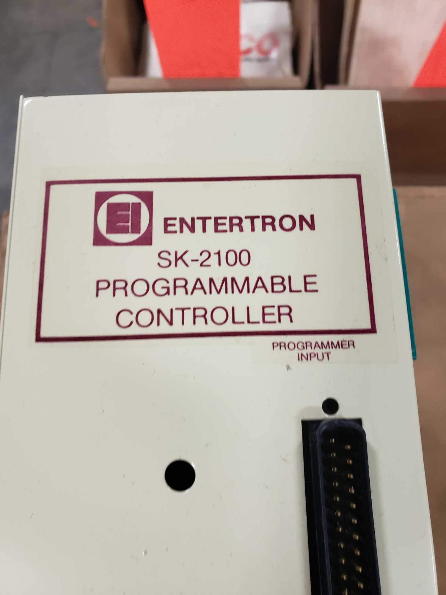 Entertron programmable controller model SK-2100. New in box. - Image 2 of 2