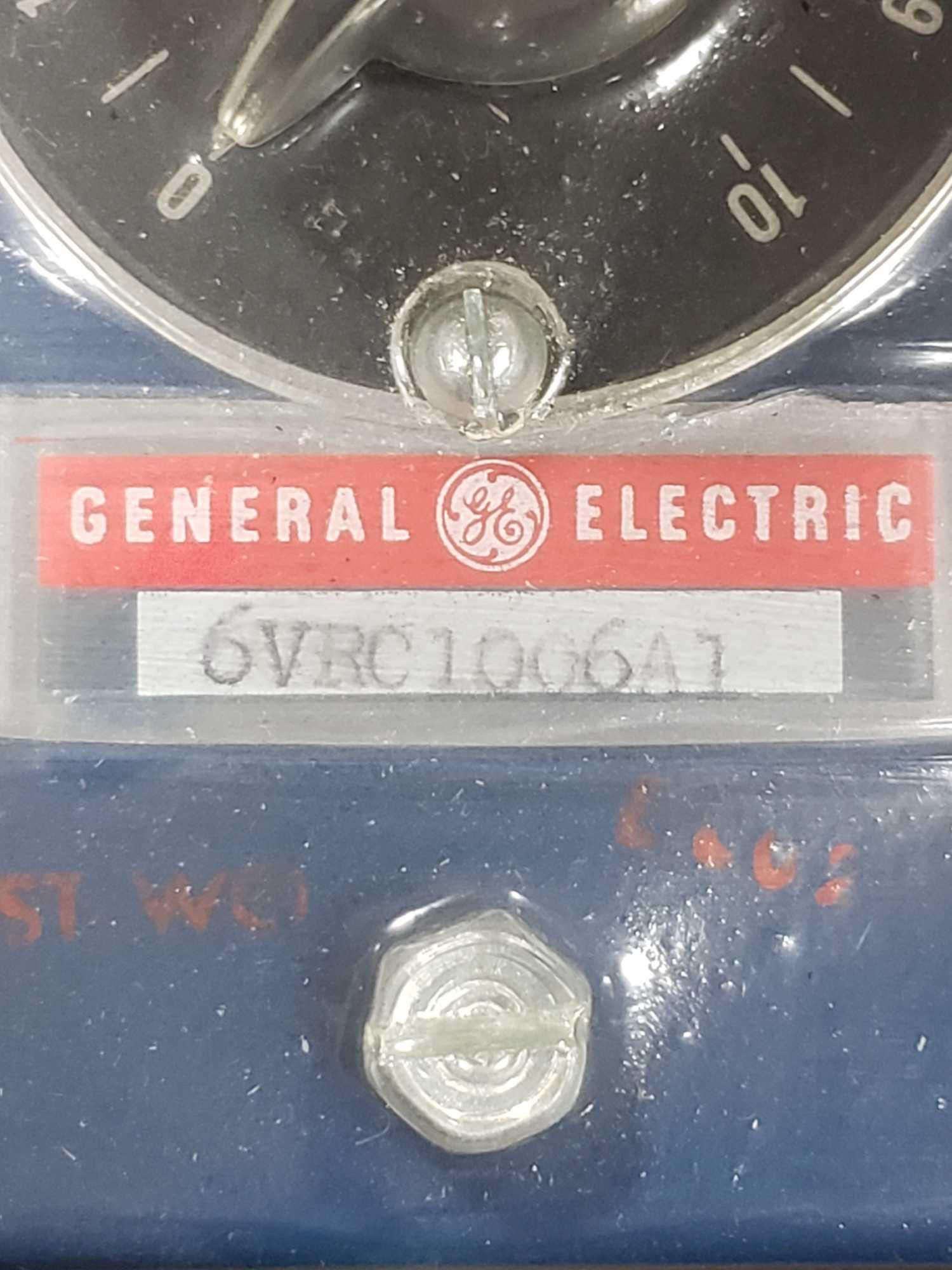 GE Statotrol station controller model 6VRC1006A1. New in box. - Image 2 of 2