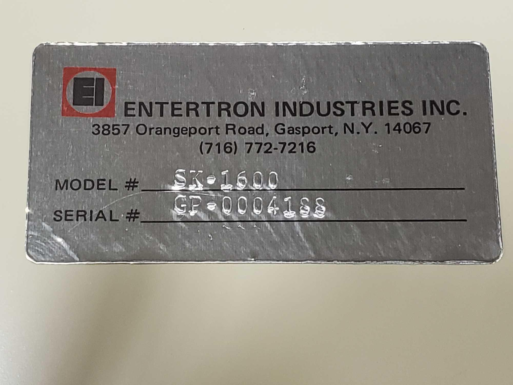Entertron Industries Model SK-1600 drive power supply. New in box. - Image 3 of 3