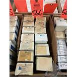 Qty 13 - Assorted GE electric components. New in box.